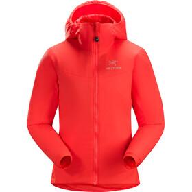 Arc'teryx Atom LT Naiset takki , punainen